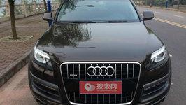 晋城奥迪Q7婚车租赁