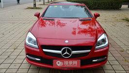 北京奔驰SLK级婚车租赁
