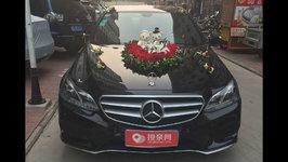 潍坊奔驰E级婚车租赁
