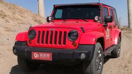 北京Jeep牧马人婚车租赁