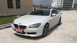 惠州宝马6系婚车租赁