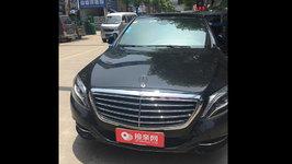 衡阳奔驰S级婚车租赁