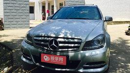 扬州奔驰C级婚车租赁
