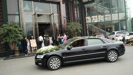 自贡奥迪A8L婚车租赁