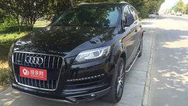 商丘奥迪Q7婚车租赁