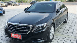 南阳奔驰S级婚车租赁