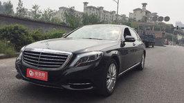 重庆奔驰S级婚车租赁