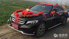 亳州奔驰E级婚车租赁