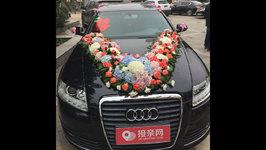岳阳奥迪A6L婚车租赁