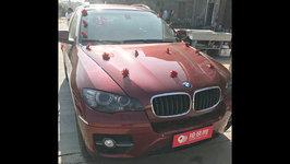 台州宝马X6婚车租赁