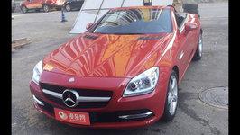 大连奔驰SLK级AMG婚车租赁
