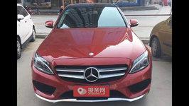 南阳奔驰C级婚车租赁