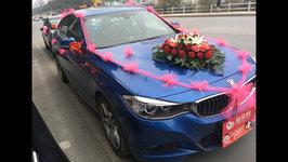 汉中宝马3系GT婚车租赁