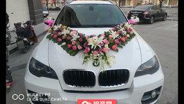 徐州宝马X6婚车租赁