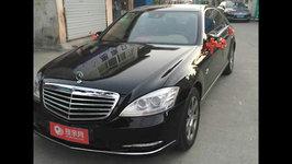 扬州奔驰S级婚车租赁
