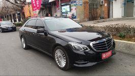 汉中奔驰E级婚车租赁