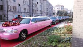 南通林肯城市婚车租赁