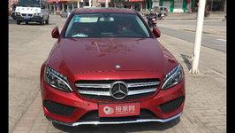 宜昌奔驰C级婚车租赁