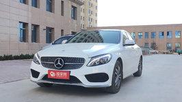 沧州奔驰C级婚车租赁
