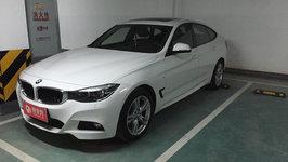 黄石宝马3系GT婚车租赁