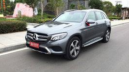 仙桃奔驰GLC级婚车租赁