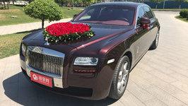北京劳斯莱斯古斯特婚车租赁