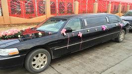 南昌林肯城市婚车租赁