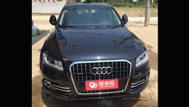 黄冈奥迪Q5婚车租赁