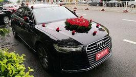 福州奥迪A6L婚车租赁