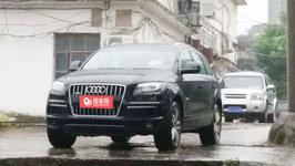 淮南奥迪Q7婚车租赁