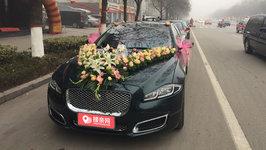 苏州捷豹XJ婚车租赁