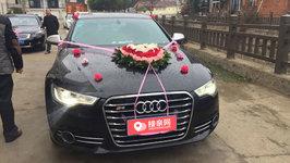 信阳奥迪S6婚车租赁