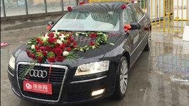 大庆奥迪A8L婚车租赁