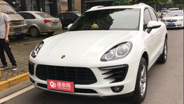 长沙保时捷Macan婚车租赁