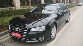 长沙奥迪A8L婚车租赁