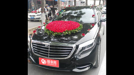 新乡奔驰S级婚车租赁