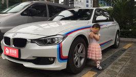 江门宝马3系婚车租赁