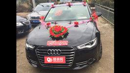 莆田奥迪A6L婚车租赁