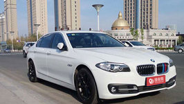 哈尔滨宝马5系婚车租赁