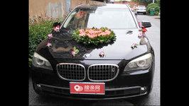 常州宝马7系婚车租赁