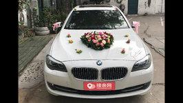 三门峡宝马5系婚车租赁