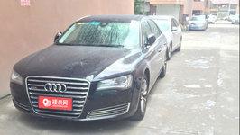 温州奥迪A8L婚车租赁