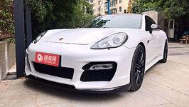 邯郸保时捷Panamera婚车租赁