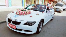 洛阳宝马M6婚车租赁
