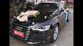 珠海奥迪A6L婚车租赁