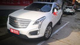 漯河凯迪拉克XT5婚车租赁