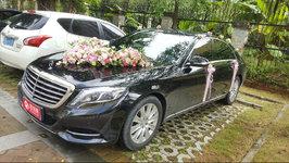 钦州奔驰S级婚车租赁