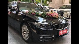 中山宝马5系婚车租赁