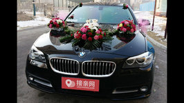 银川宝马5系婚车租赁
