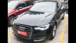 广州奥迪A6L婚车租赁